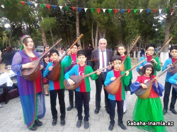 Sumqayıtda keçirilən Mədəniyyət festivalından Fotolor
